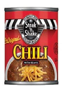 Steak 'n Shake Chili With Beans