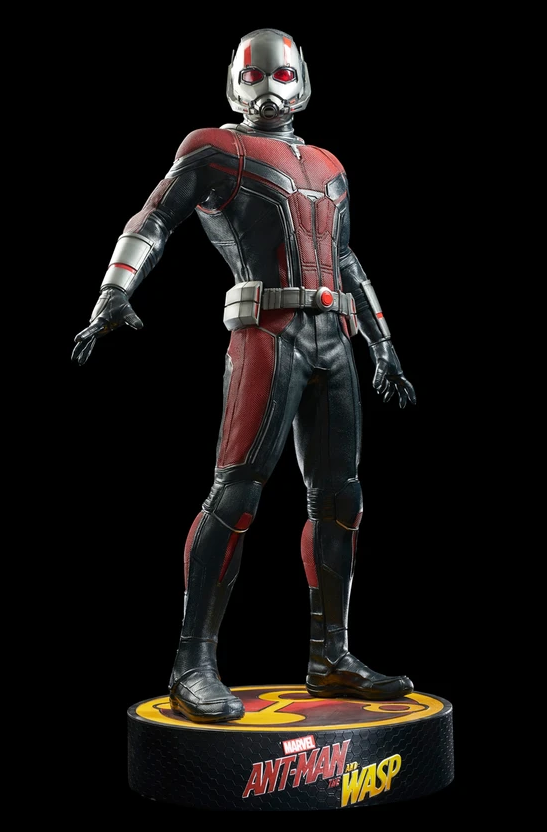 Life-Size Antman Statues