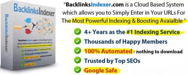 Backlinks Indexer