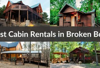 Best Cabin Rentals in Broken Bow