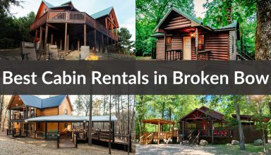 Best Cabin Rentals in Broken Bow