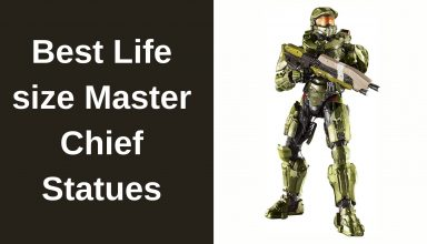 Best Life size Master Chief Statues