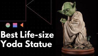 Best Life-size Yoda Statue