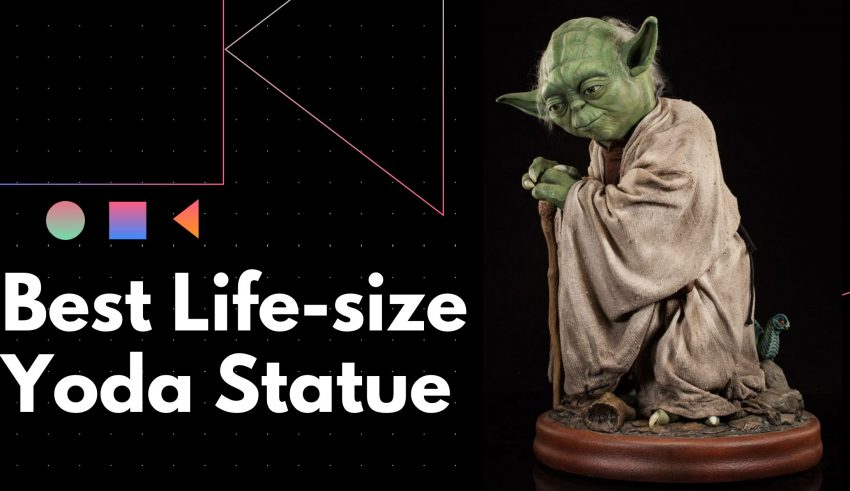 Best Life-size Yoda Statue