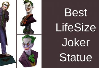 Best LifeSize Joker Statue