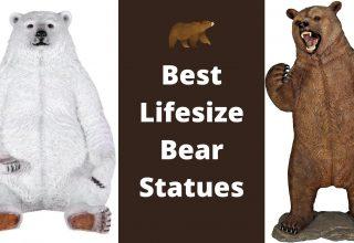 Best Lifesize Bear Statues