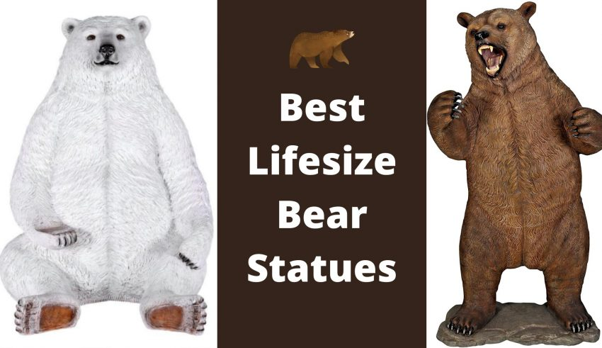 Best Lifesize Bear Statues