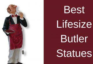 Best Lifesize Butler Statues