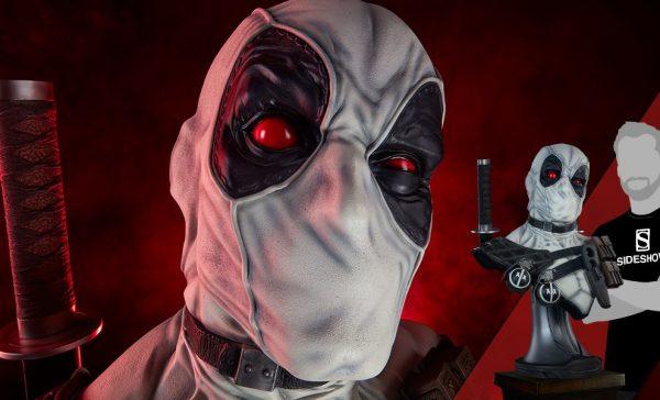 Deadpool X-force Bust