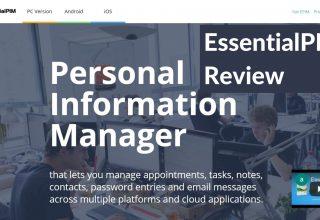 EssentialPIM Review