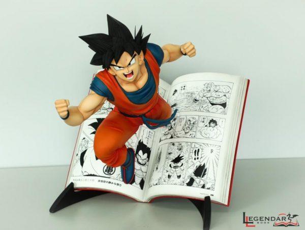 Goku Life-Size Book Figure Statue