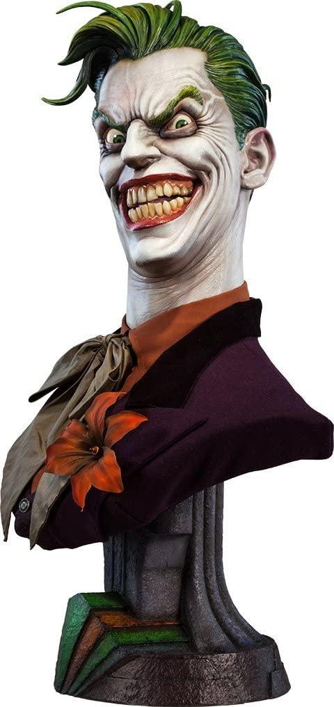 Joker 1:1 Scale Life-Size Bust Statue