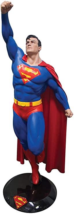 Rubie's DC Comics Life-Size Superman In-Flight Fiberglass Statue