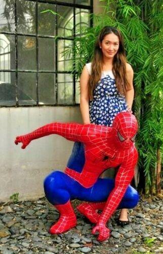 SPIDER-MAN STATUE LIFE SIZE Finet XM fan art