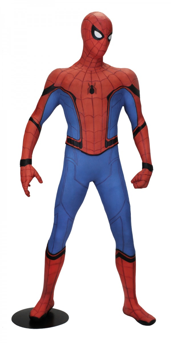 Spider Man Homecoming- Life Size Foam Figure-Spiderman