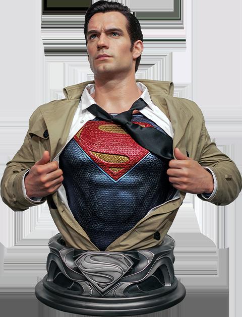 Superman Life-size Bust