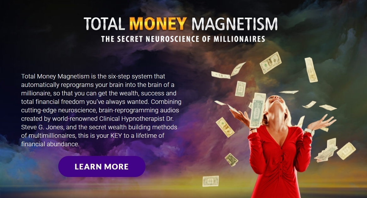 Total Money Magnetism Program - What is all about