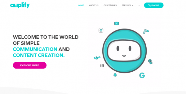 Amplify Dubai - Digital Marketing Agencies in Dubai