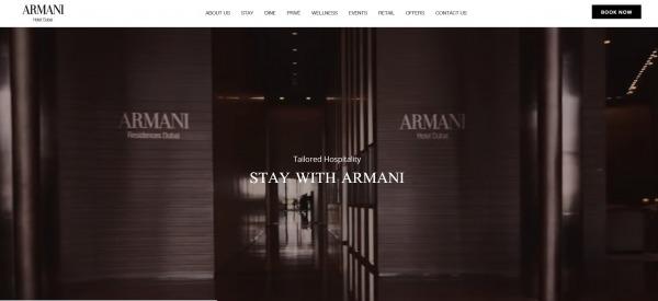 Armani Hotel, Dubai - best hotels in dubai