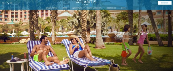 Atlantis, The Palm and The Royal - best hotels in dubai