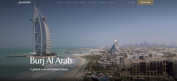 Burj Al Arab Jumeirah - best hotels in dubai