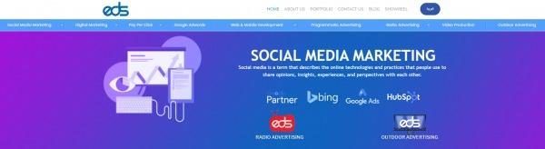 EDS - best digital marketing agenciesn in dubai