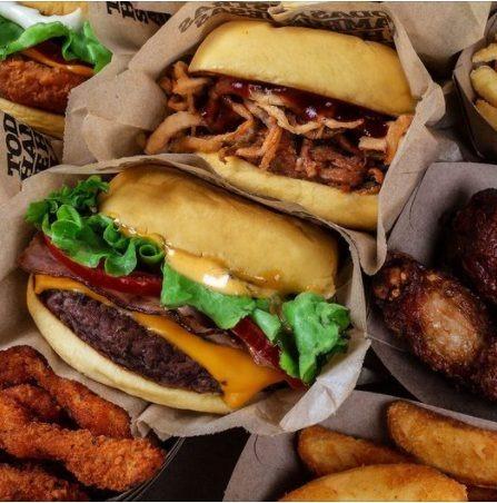 Good Burger - best burger in dubai