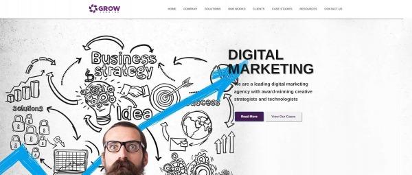 Grow Combine - Digital Marketing Agencies in Dubai