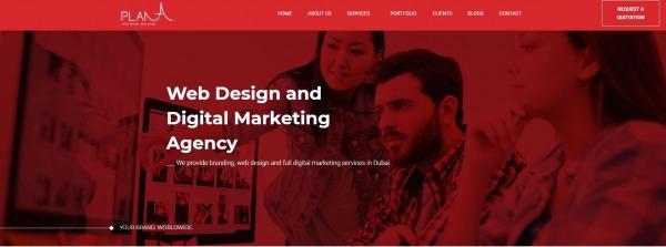 Plan A Agency - best digital marketing agencies in dubai
