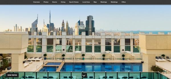Sheraton Grand Hotel, Dubai - best hotels in dubai