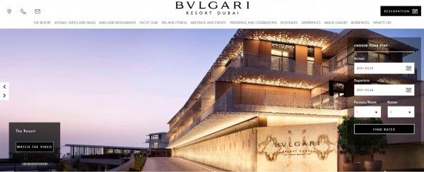The Bulgari Resort Dubai - best hotels in dubai