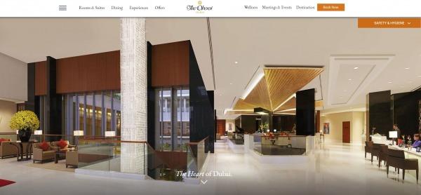 The Oberoi, Dubai - best hotels in dubai