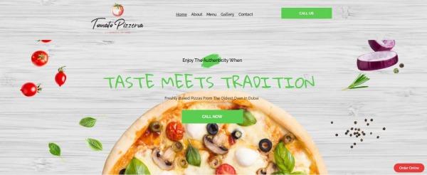 Tomato Pizzeria