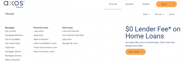 Axos Bank – Direct Deposit Express - apps like dave