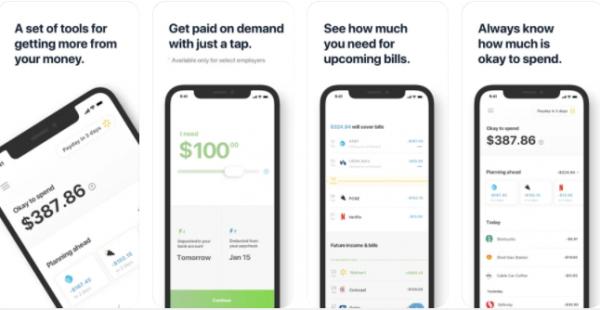 Even - apps like earnin