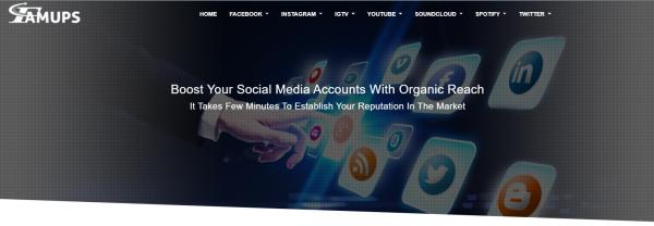 Famups: Site to Buy TikTok Likes & Views