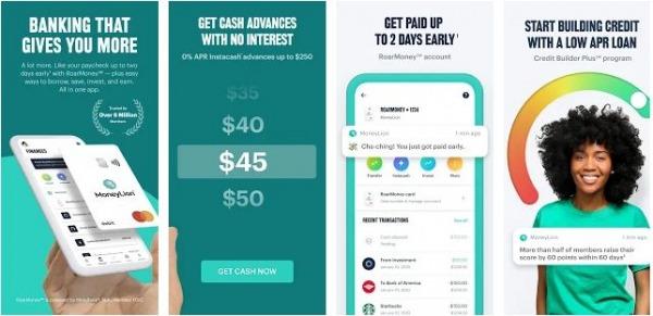 MoneyLion - apps like earnin