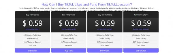 TikTokLove