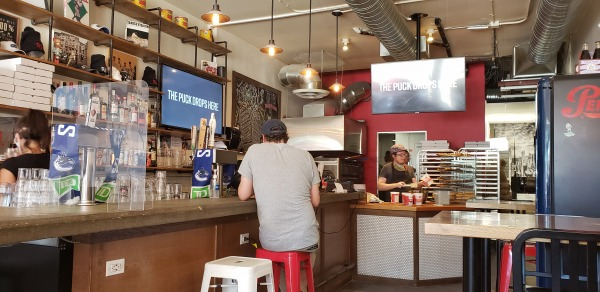AJ's Brooklyn Pizza Joint: Pizza In Vancouver