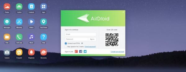 AirDroid: AnyDeskAlternative