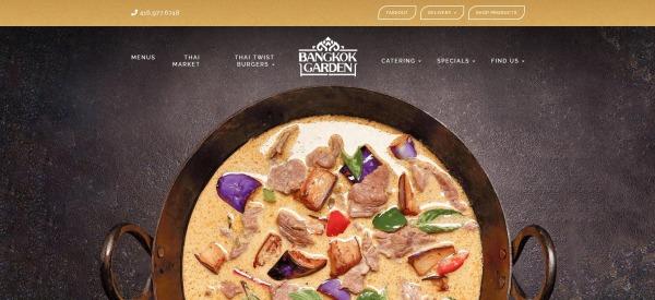 Bangkok Garden - Thai Food Restaurants in Toronto
