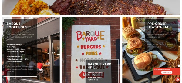 Barque Smokehouse - Chicken Wings in Toronto