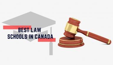 Best Law Schools in canada