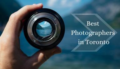 Best Photographers in Toronto