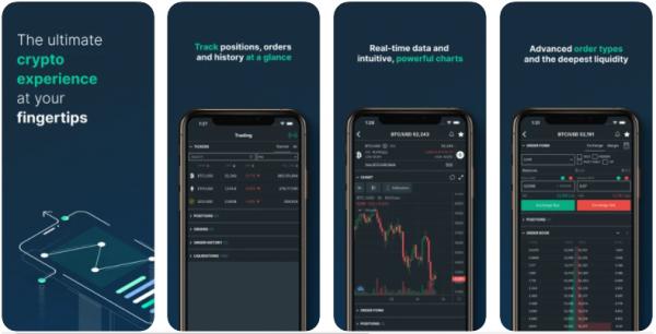 Bitfinex - alternatives of binance
