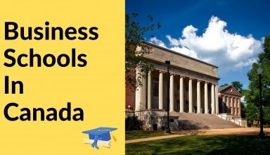 Business Schools In Canada