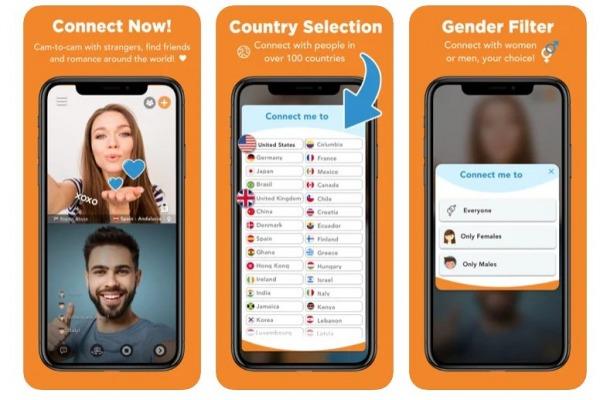 CamSurf: App like Omegle