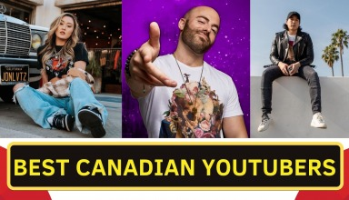 Best Canadian YouTubers