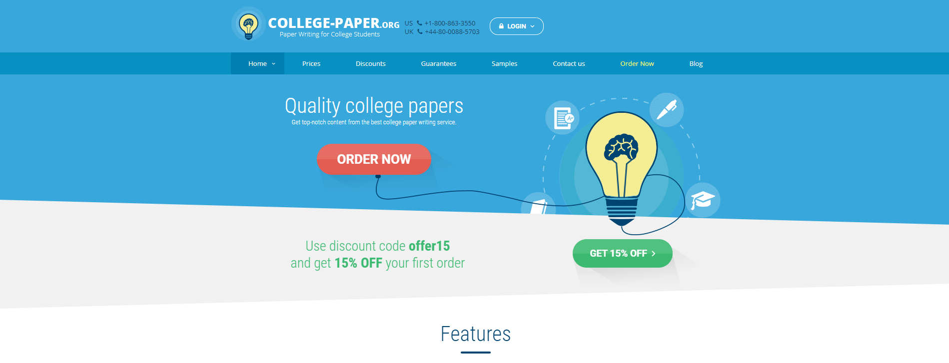 College Paper - Best essay writing service