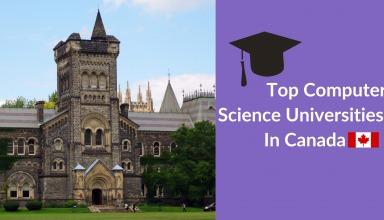 Computer Science Universities In Canada]